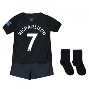 Everton Third Baby Kit 2019-20 with Richarlison 7 printing