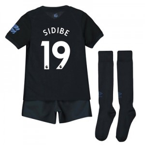 Everton Third Infant Kit 2019-20 with Sidibe 19 printing
