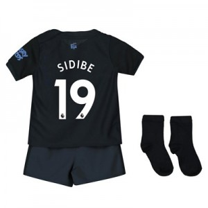 Everton Third Baby Kit 2019-20 with Sidibe 19 printing