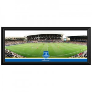 Everton Full Stadium Stripe Panoramic 30 Inch