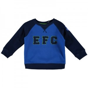 Everton Sweater - Royal/Navy - Baby
