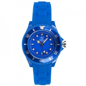 Everton Silicone Strap Watch - Mens