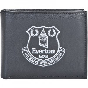 Everton Embroidered Wallet