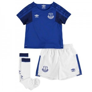 Everton Home Infant Kit 2017/18