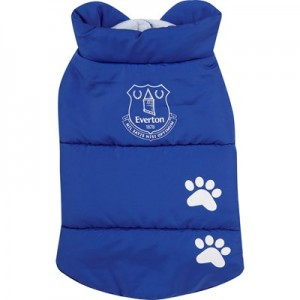 Everton Dog Coat - Medium