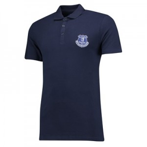 Everton Essential Polo - Navy