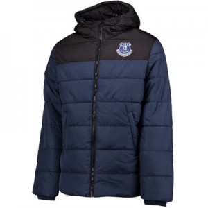 Everton Essential Padded Coat - Navy/Black