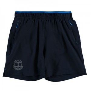Everton Sport Lightweight Short - Navy/Reflective (2-13yrs)