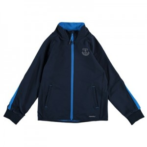 Everton Sport Track Top - Navy/Reflective (2-13yrs)