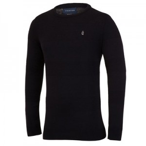 Everton Terrace Knit - Navy
