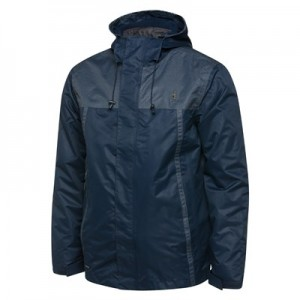Everton Terrace 3 in 1 Jacket - Navy