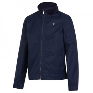 Everton Terrace Bomber Jacket - Navy