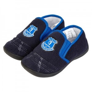 Everton Goal Heel Slipper - Infant