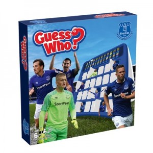 Everton Guess Who