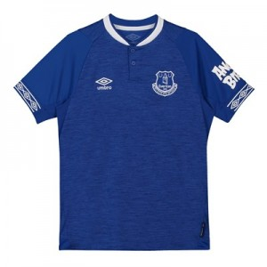 Everton Home Shirt 2018-19 - Kids