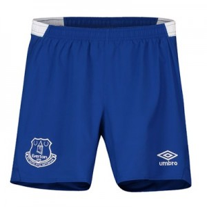Everton Home Change Shorts 2018-19 - Kids