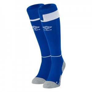 Everton Home Change Socks 2018-19 - Kids