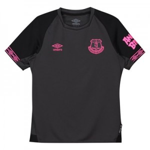 Everton Away Shirt 2018-19 - Kids