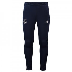 Everton Training Pants - Dark Blue
