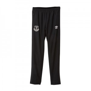 Everton Training Woven Pants - Black - Kids