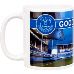 Everton Panoramic Stadium Mug