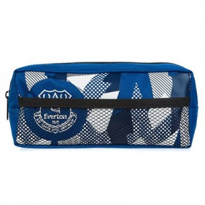 Everton Netted Camo Pencil Case
