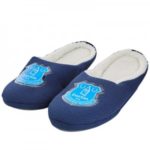 Everton Mule Style Slipper- Navy - Mens