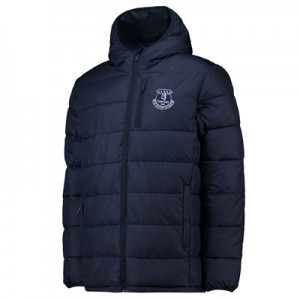 Everton Core Padded Jacket - Navy - Mens