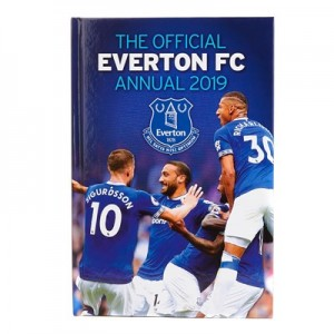 Everton Official 2019 Annual