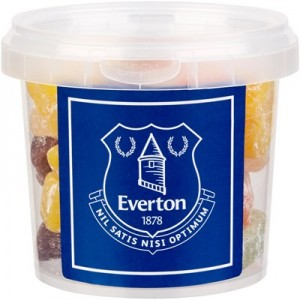 Everton Sweet Tub - Jelly Babies - 250g
