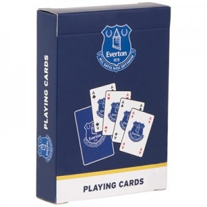 Everton Playing Cards