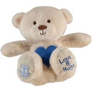 Everton Baby Love and Hugs Bear