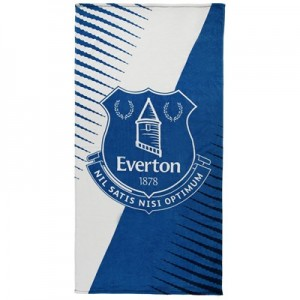 Everton Crest Towel
