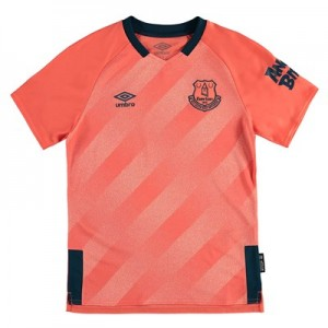 Everton Away Shirt 2019-20 - Kids