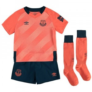 Everton Away Infant Kit 2019-20