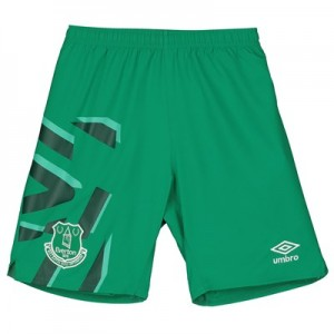 Everton Goalkeeper Away Shorts 2019-20 - Kids