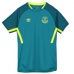 Everton Training Jersey - Blue - Kids