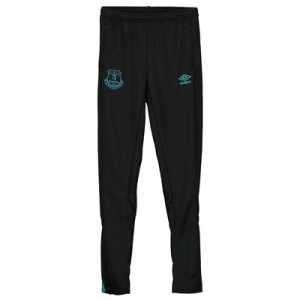 Everton Training Pants - Black - Kids