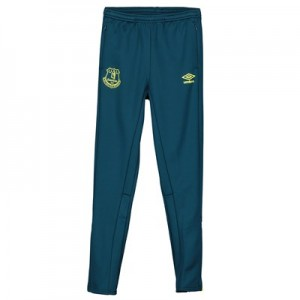 Everton Training Pants - Blue - Kids