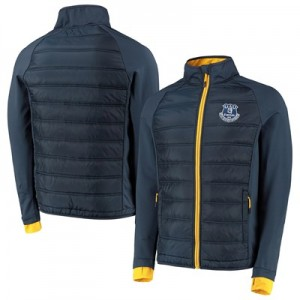 Everton Mid Layer - Navy - Mens