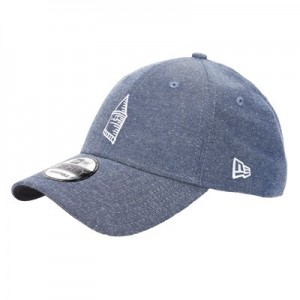 Everton New Era Tower 9FORTY Adjustable Cap - Grey - Adult