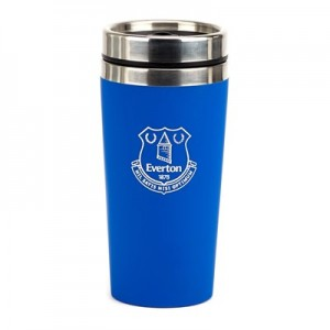 Everton Soft Touch Travel Mug