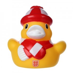 England Rubber Duck