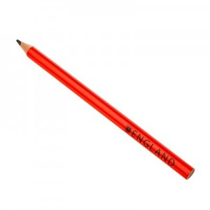 England Jive Tri Pencil - Red