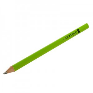 England Jive Tri Pencil - Apple