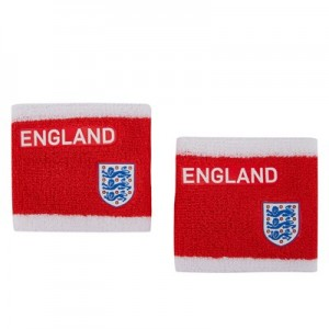 England Cotton Wristband - 2 Pack