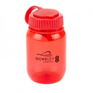 England Jar Sharpener and Eraser - Red