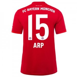 FC Bayern Home Shirt 2019-20 with Arp 15 printing