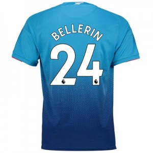 Arsenal Away Shirt 2017-18 - Outsize with Bellerin 24 printing