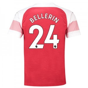 Arsenal Home Shirt 2018-19 - Outsize with Bellerin 24 printing